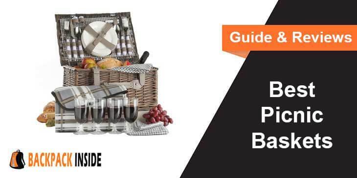 Best Picnic Baskets Reviews