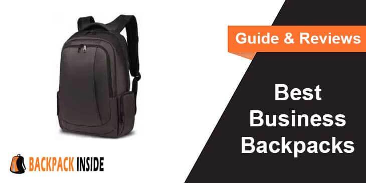 Best Business Backpacks Reviews