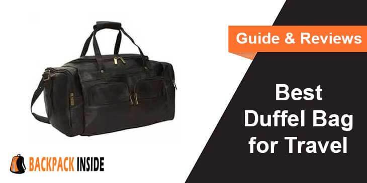 Best Duffel Bag for Travel Reviews