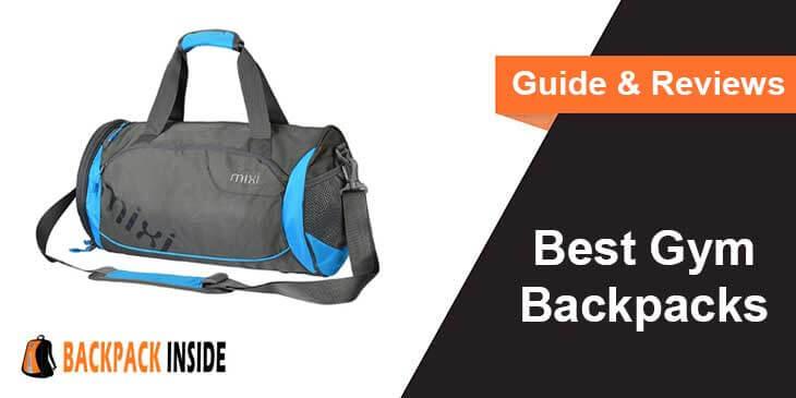 Best Gym Backpacks Reviews