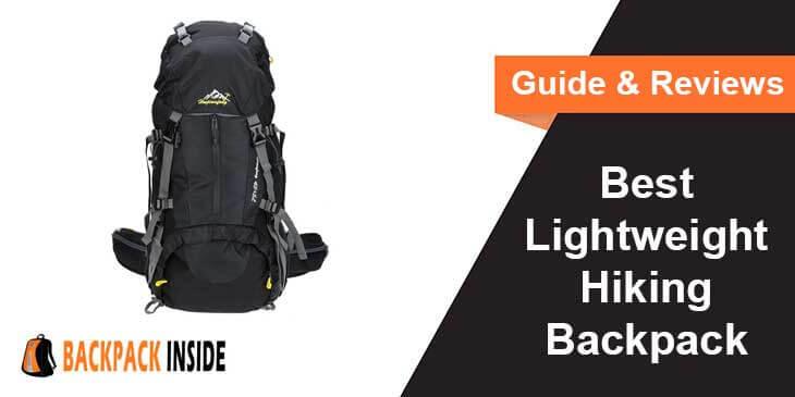 Best Lightweight Hiking Backpack Reviews