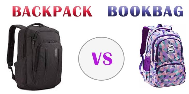 Backpack vs Bookbag